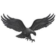 """Whitehall 36"""" Wall Eagle - Black - Aluminum"""