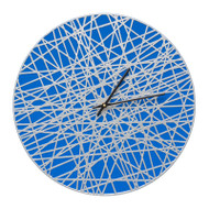 "Whitehall Banded 16"" Indoor Outdoor Wall Clock"