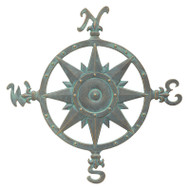 "Whitehall 23"" Compass Rose Wall Décor"