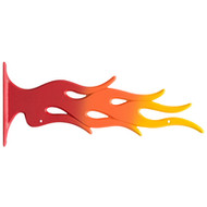 Whitehall Flame Bracket - Multi Colored