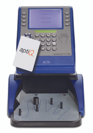 Schlage Handpunch BioMetric Terminals G Series GT-400 with DHCP Ethernet and MTR-G Integrated Multi-Technology Card Reader