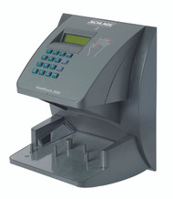 Schlage Handpunch BioMetric Terminals F Series Break Compliant HandPunch 2000 with memory for 512 users. Memory not expandable