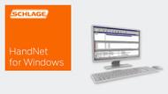 Schlage HandKey II F Series HandNet Software Tier One: Up to 5 HandKeys (HN-2-T1)