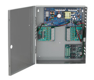 Schlage Power Supplies and Accessories PS900 Series PS906 6A @ 12/24 VDC 3 Distribution and 1 Battery Backup Boards