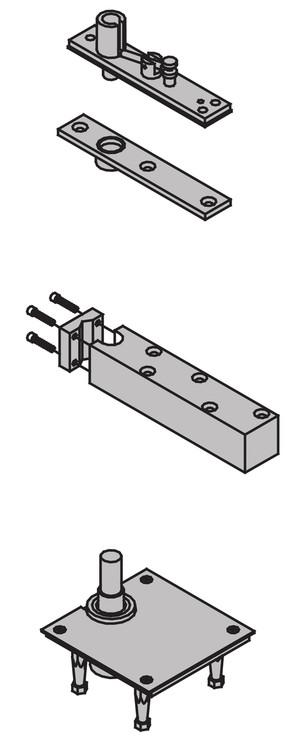 Ives 7200 Series Pivots 1 1 2 Quot Offset Bottom Pivot Center