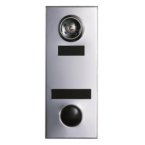 Auth Chimes Door Mechanical Chime 145 Degree Viewer with Name & Number Engraving 686
