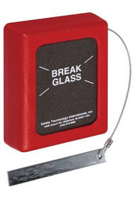 Break Glass key holder - 6700
