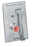 Emergency Break Glass Releases - 741