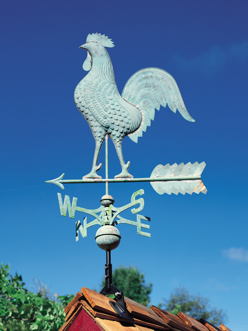 Whitehall Classic Directions Copper Weathervanes (45035)
