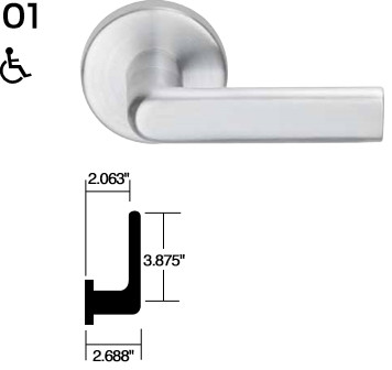Schlage L Series L9000 Grade 1 Mortise Locks Standard