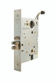 Schlage L Series L9000 Grade 1 Mortise Electrified Locks - M Collection Lever M82