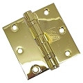 Hager Brass Ball Bearing Hinge