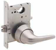 Schlage L Series L9000 Grade 1 Mortise Electrified Locks - Standard Collection Ligature Resistant Lever SL1