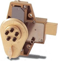 Auxiliary Push Button Lock - 902