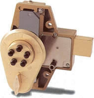 Auxiliary Push Button Lock - 904