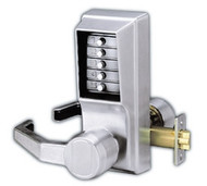 Pushbutton Lever Lock