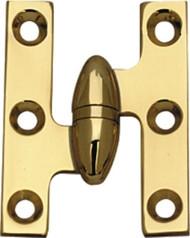 Von Morris 2 1/2 inch Olive Knuckle Hinge