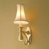 CIRCE Light W/ Fabric Shade W/ Nightlight