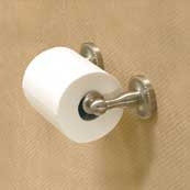CANTERBURY Double Post Tissue Holder