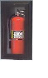 Fire Extinguisher Cabinet Surface mounted