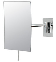 Rectangular Non-Lighted Wall Mirror