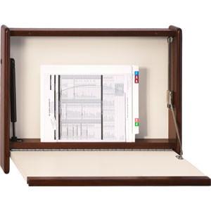 Fold Down Wall Desk - 4800-D