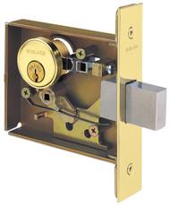Schlage L Series L400 Grade 1 Small Mortise Deadbolt Locks