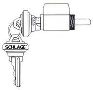 Schlage 'D' series Lever Lock Cylinder