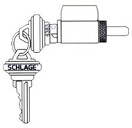 Schlage 'ND' series lever lock Cylinder
