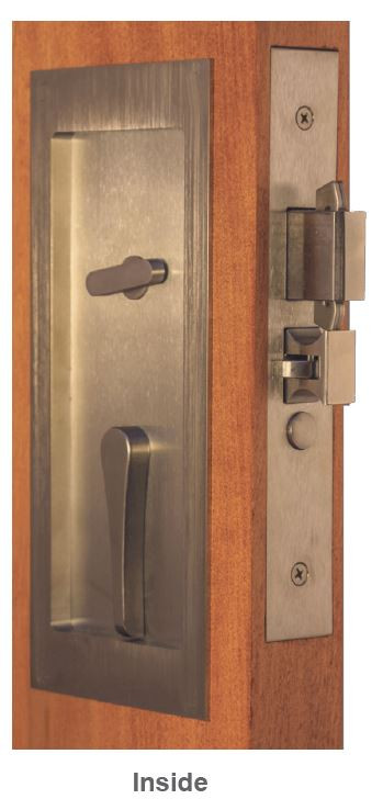Lock And Hinge