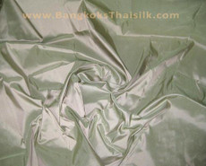 Celadon Sand 100% Authentic Silk Fabric