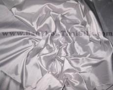 Smoke Grey 100% Authentic Silk Fabric