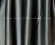 "Dark Gray Satin Fabric 45""W"