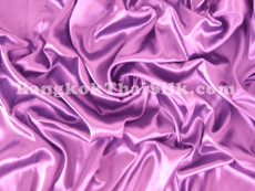 "Lavender Satin Fabric 45""W"