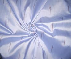 Powder Blue w/ Gold Tie String 100% Silk