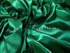 """Emerald Green Taffeta 60""""W Fabric"""