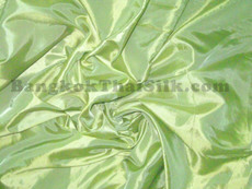 "Peridot Green Taffeta 60""W Fabric"