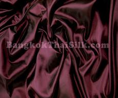 "Eggplant Purple Taffeta 60""W Fabric"