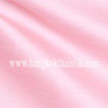 "Faux Silk Caprice Dupioni 60""W Fabric - Pink"