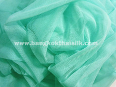 """Soft Net Stretch Tulle 60""""W - Green"""