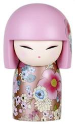 "Kimmidoll ""Aina Tenderness"" 4.25 Japanese Doll figure"