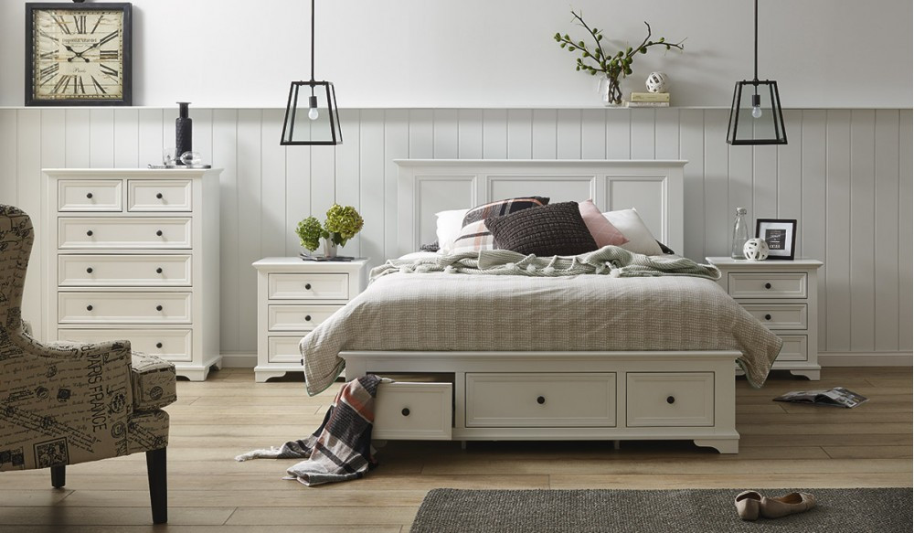 Wentworth Tallboy Bedroom Suite