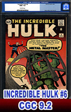 Incredible Hulk Comics