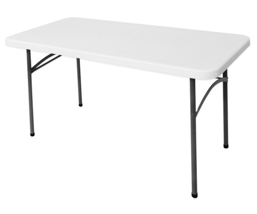 Exceptionnel 4ft Plastic Trestle Table