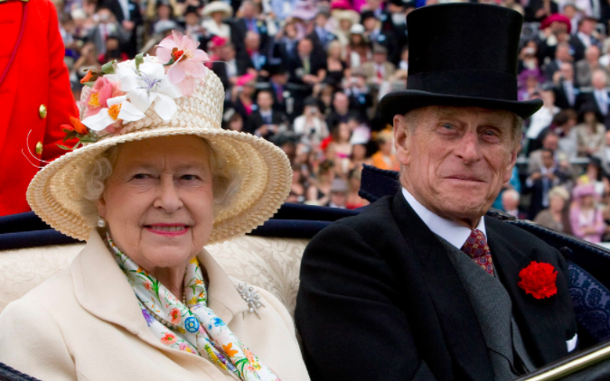 Rude anniversary cards for the queen as she celebrates her th