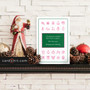Greeting Cards Christmas Cards Christmas comes but once a year...bit like you #happychristmas
