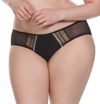 Elomi Matilda Bikini Panty (EL8905) in Black