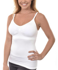 Dynashape Intima Seamless Support Cami in White