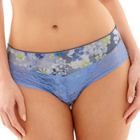 Panache Jasmine Brief, Blue Blossom