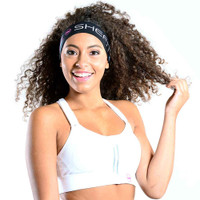 Shefit Ultimate Sports Bra in White